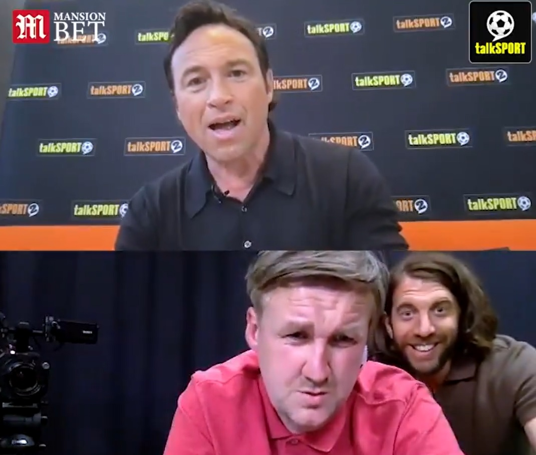 (Video) TalkSPORT host pranked by Liverpool impressionist Darren Farley posing as Steven Gerrard