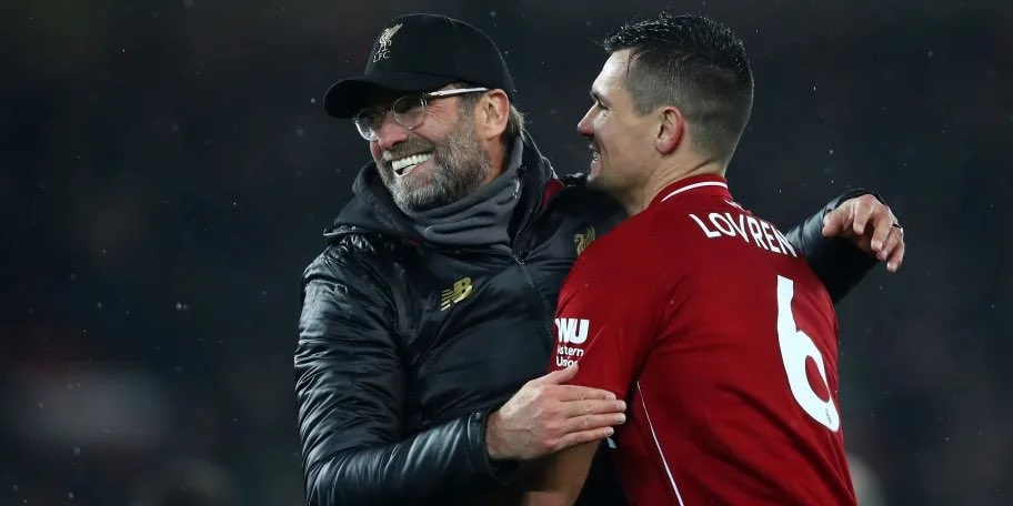 Jurgen Klopp texted an ex-Liverpool player telling him he missed him at the side, former Red reveals