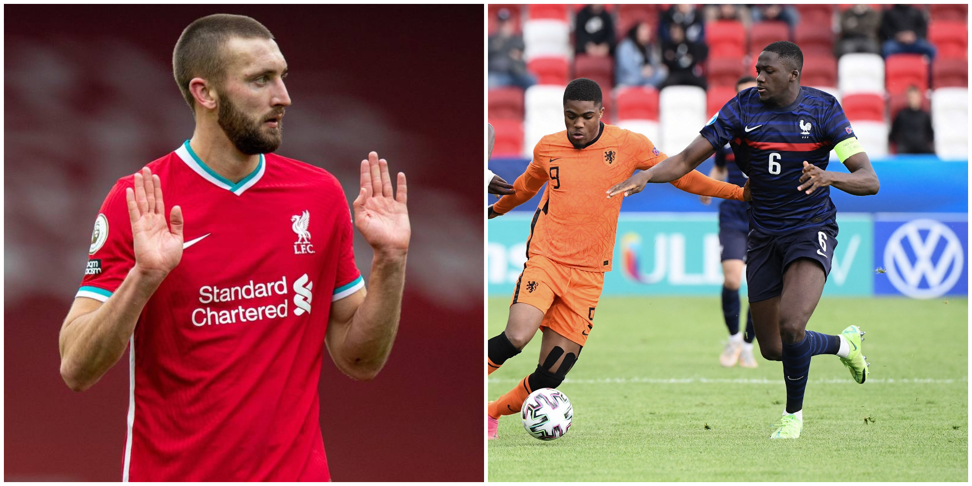 Nathaniel Phillips addresses Ibrahima Konate arrival and what it means for his Liverpool future