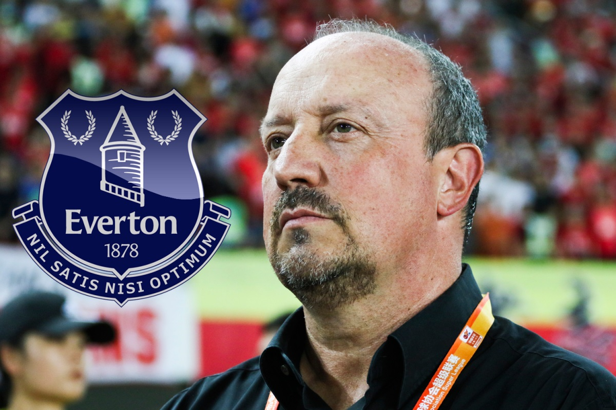 Rafa Benitez could be named new Everton boss this week after 'secret talks' – report
