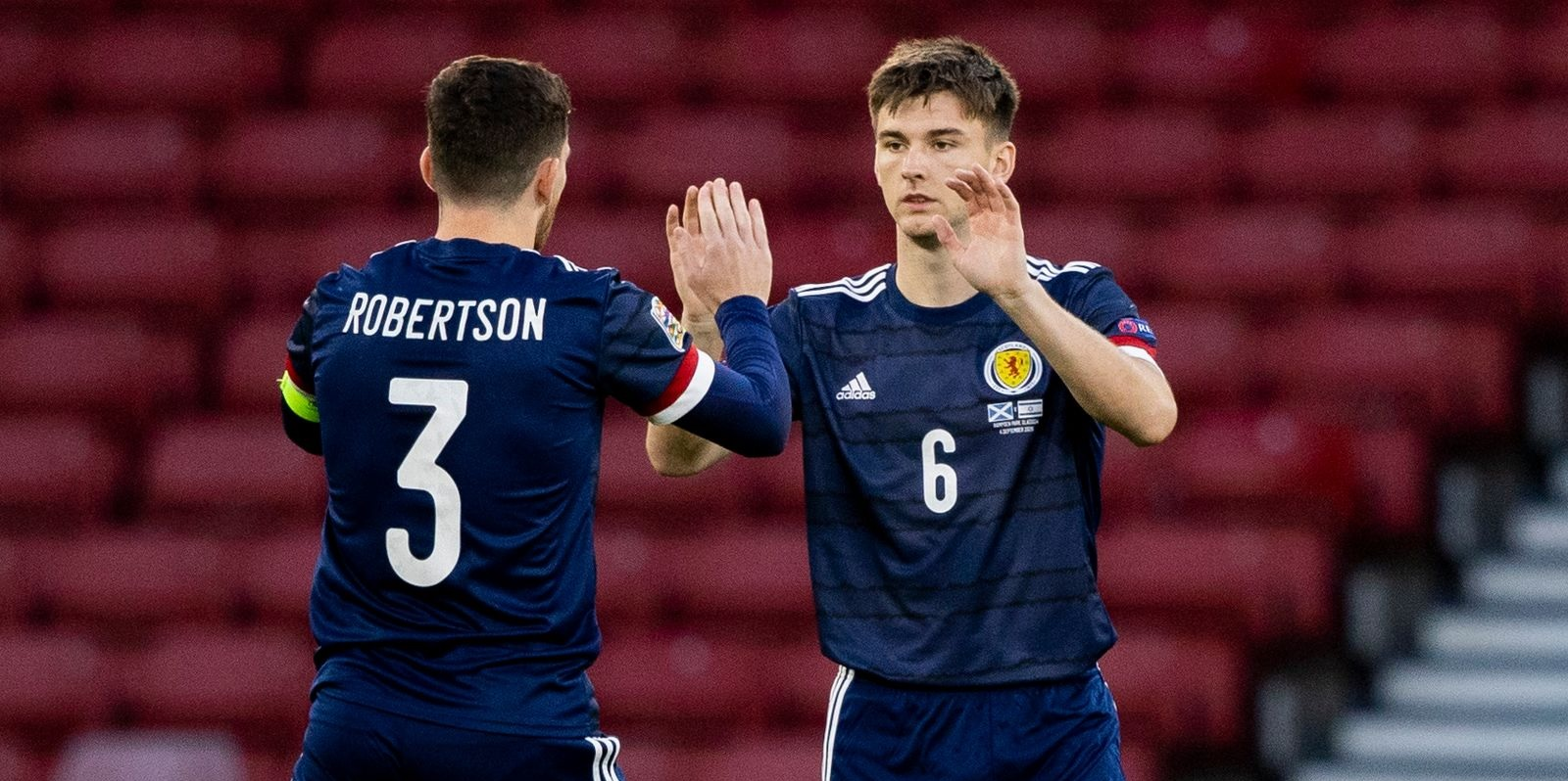 Andy Robertson surprised Scotland teammates and staff with generous gift