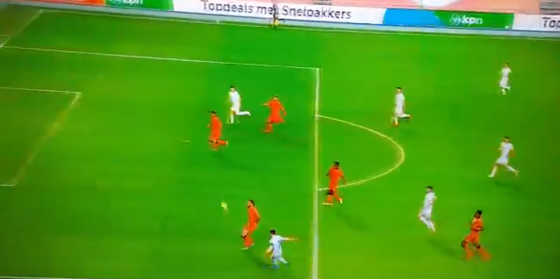 (Video) Robertson issues Liverpool-esque assist in impressive Scotland performance v Holland