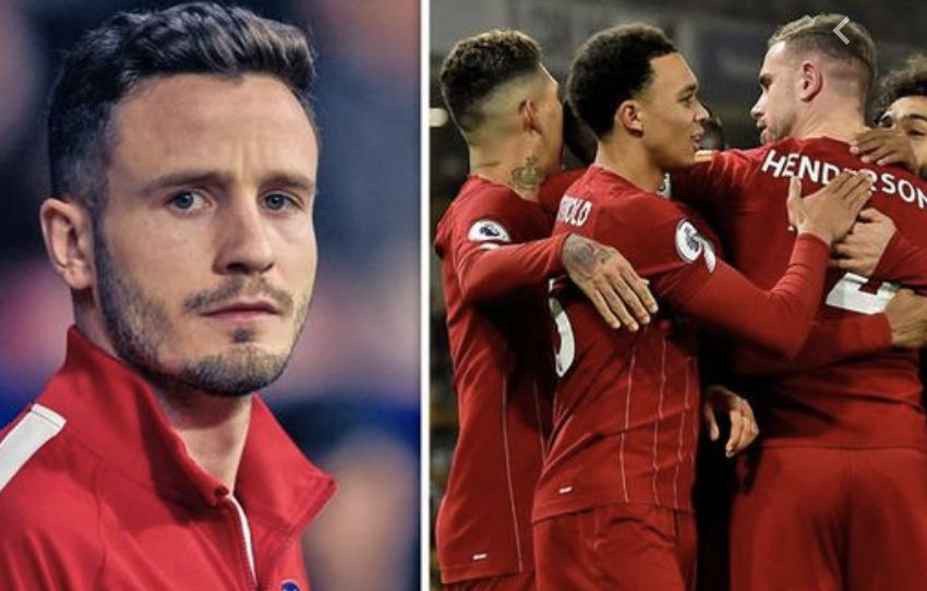 Liverpool fans discuss Saul Niguez as Gini Wijnaldum replacement