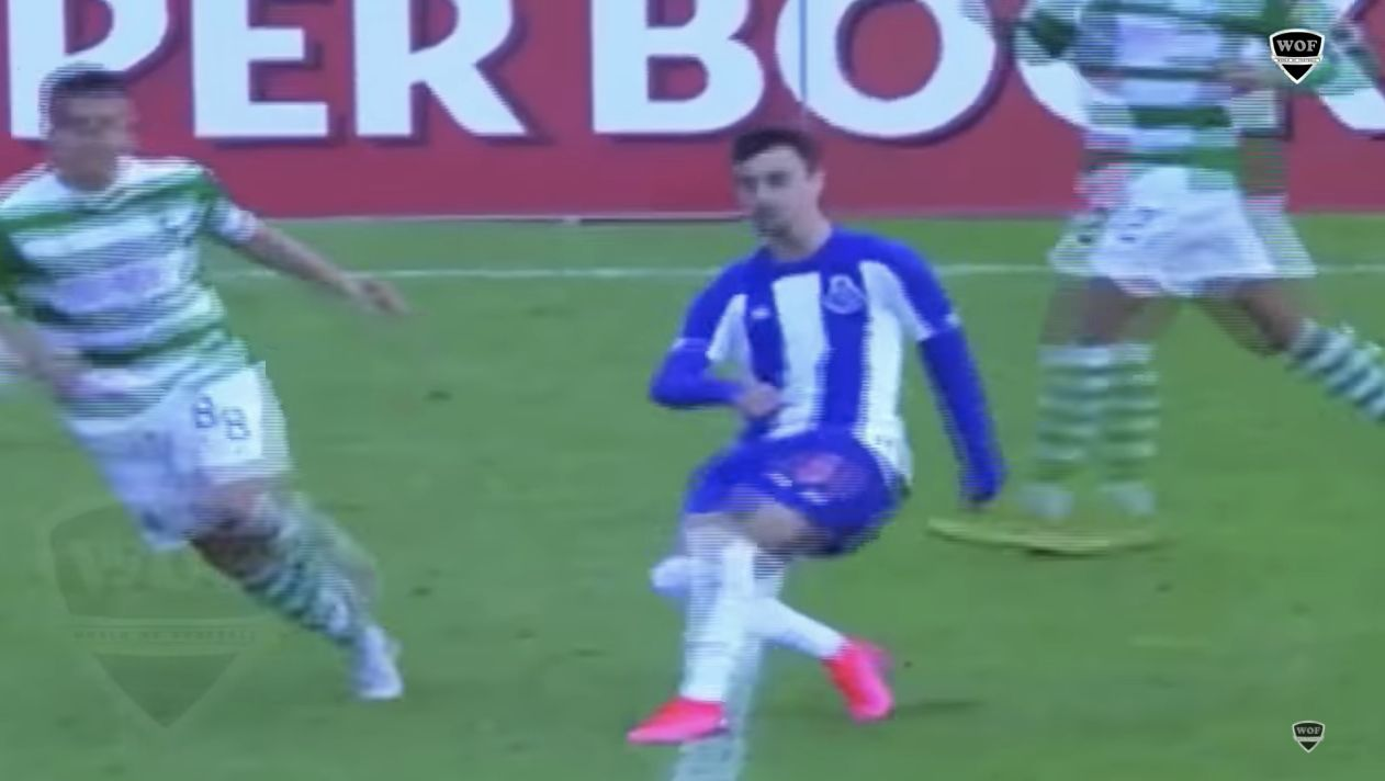 (Video) Fabio Vieira's best bits as Reds look to secure bargain Portuguese midfielder who plays like a young Mesut Ozil