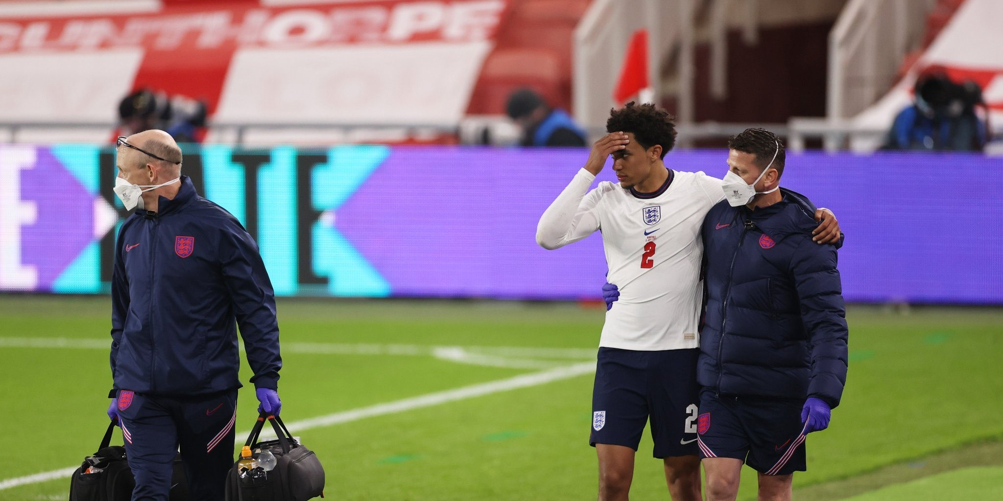 'Shouldn't be in the squad anyway' – Some England fans' reactions to Gary Lineker's Trent tweet are bizarre