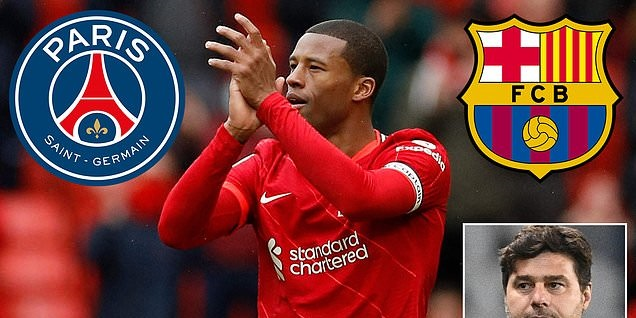 Wijnaldum to PSG transfer gathers pace as journalist drops contract details