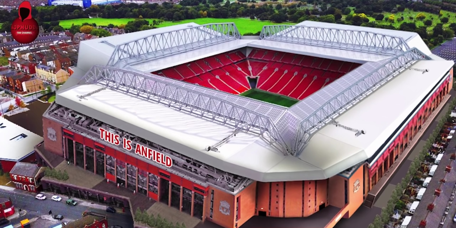 (Video) Brilliant concept clip shows what Anfield could look like if FSG continue developing