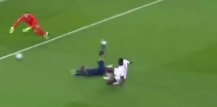 (Video) Clip of Konate & van Dijk dealing with Mbappe will excite Liverpool fans