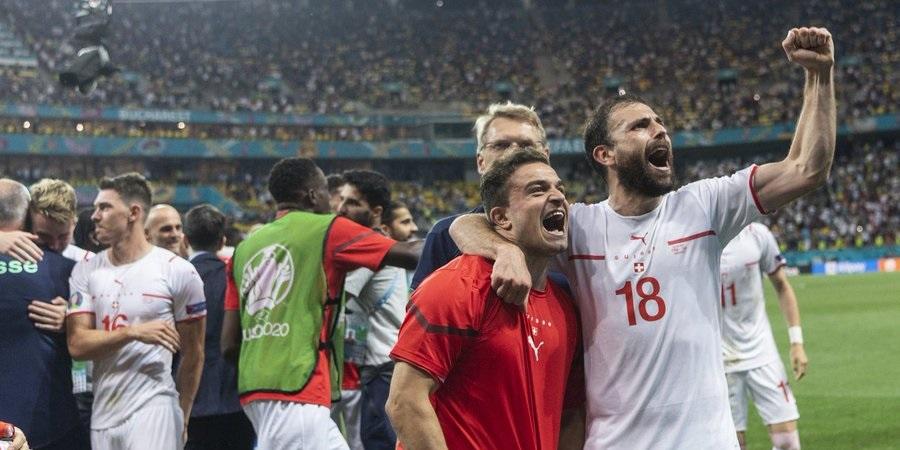Xherdan Shaqiri hits social media after Switzerland's historic win over France at Euro 2020