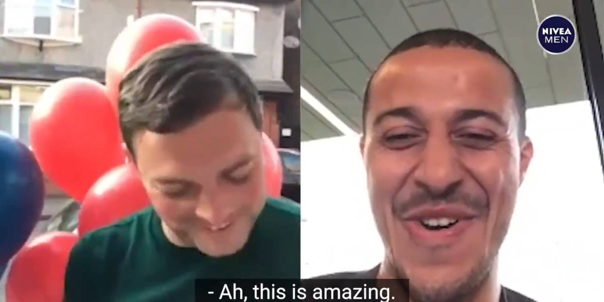 (Video) Thiago surprises Liverpool fan with special Father's Day message