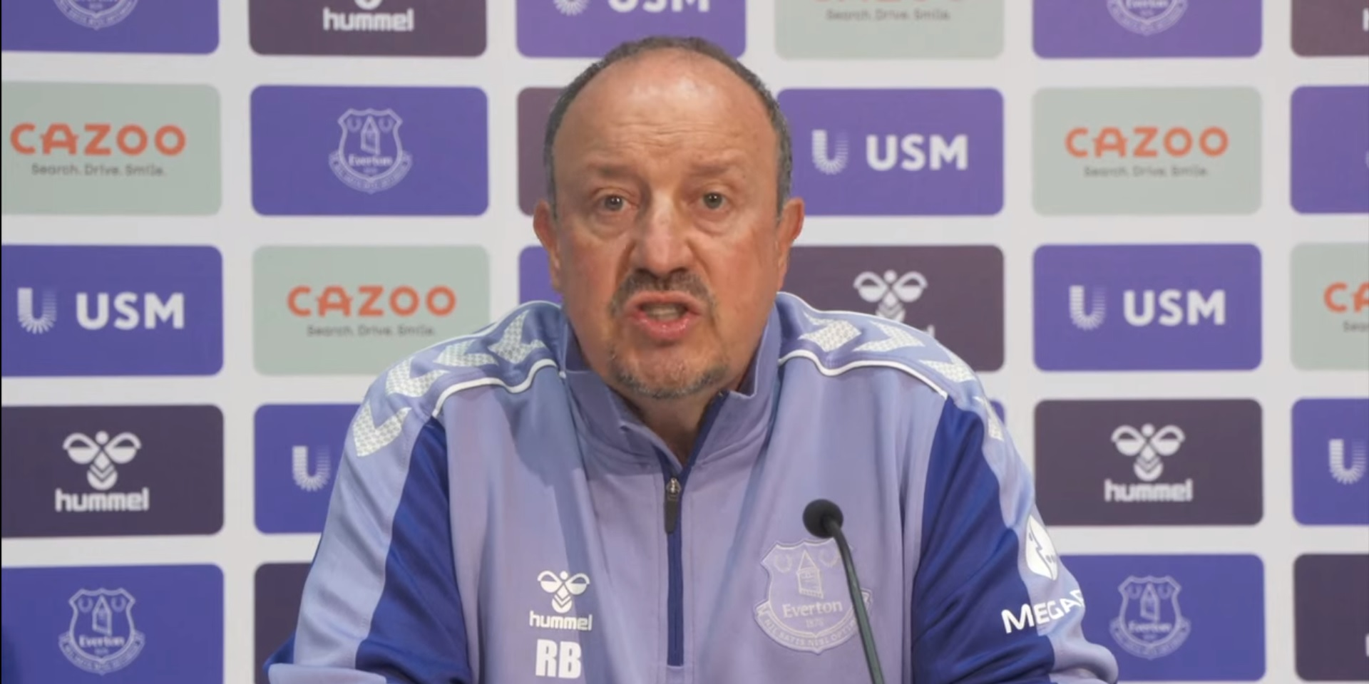 Ex-Liverpool boss Rafa Benitez reveals reaction he's received from Reds and Blues fans over Everton appointment