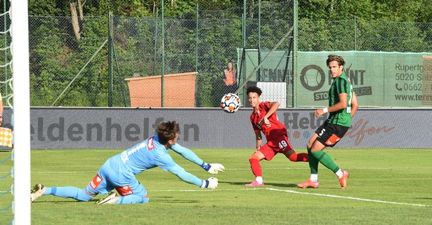 Three surprise stars stand out as Liverpool register draws in Austria