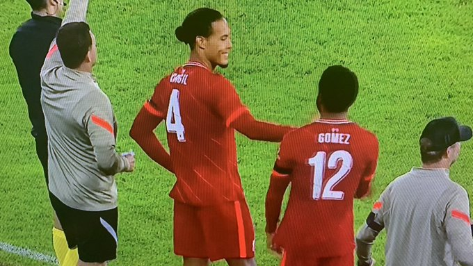 (Video) 'Welcome back': Many fans celebrate Gomez & van Dijk's Liverpool return