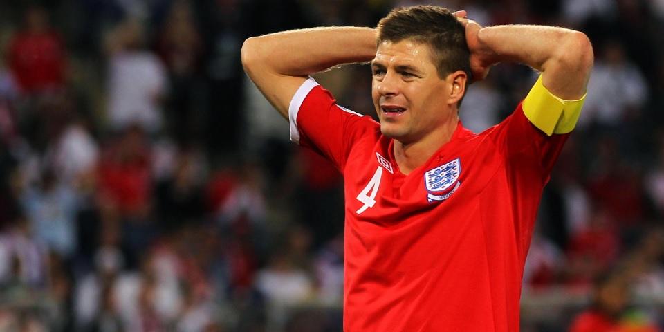 (Photo) Steven Gerrard hits social media with classy message for Bukayo Saka