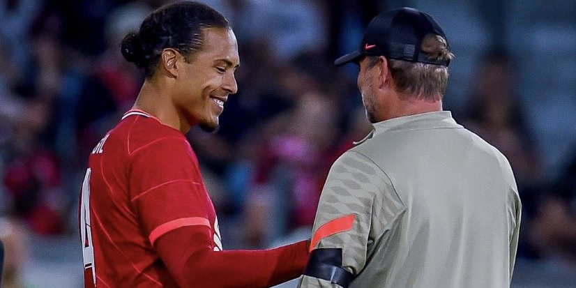 Liverpool have six-player plan following Trent-Alexander Arnold renewal – The Times