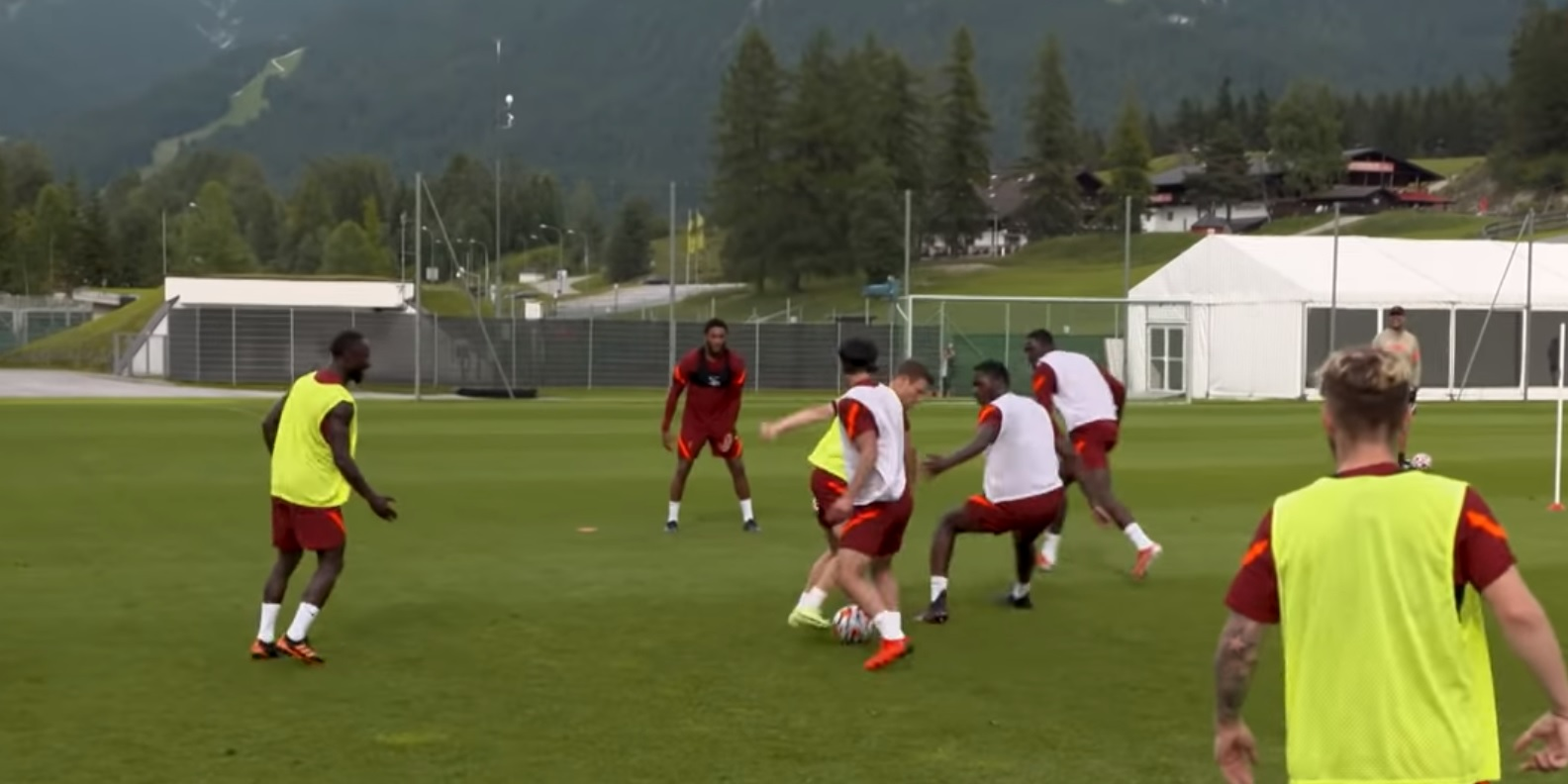 (Video) 'Ahhh, Millie!' – Milner beats two in Liverpool training with flashy nutmeg