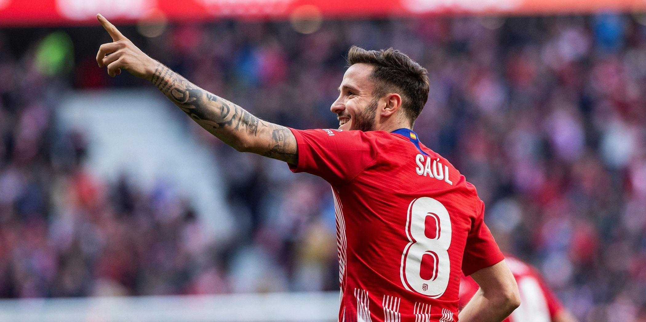 Rio Ferdinand sends Saul Niguez message as Liverpool rumours rumble on