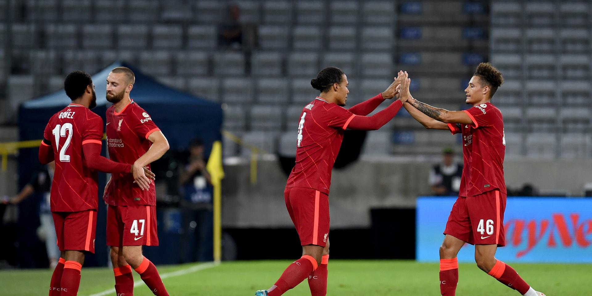 'It looks really good' – Klopp issues promising update on Van Dijk & Gomez