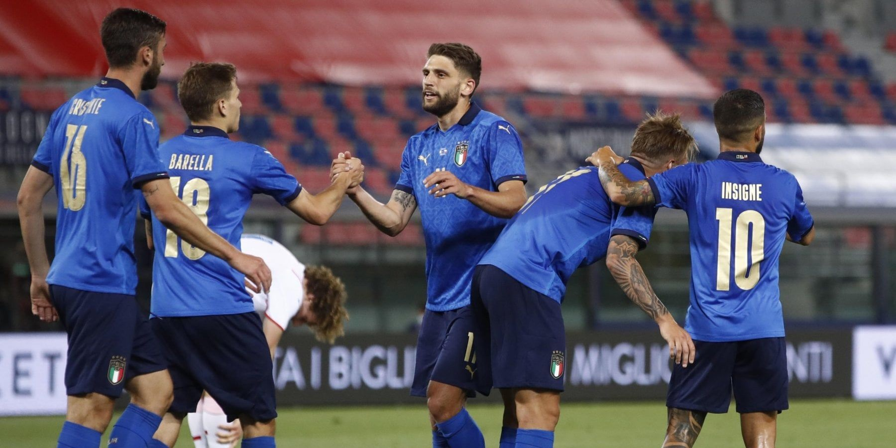 Liverpool want to buy top Italian footballers after Euro 2020