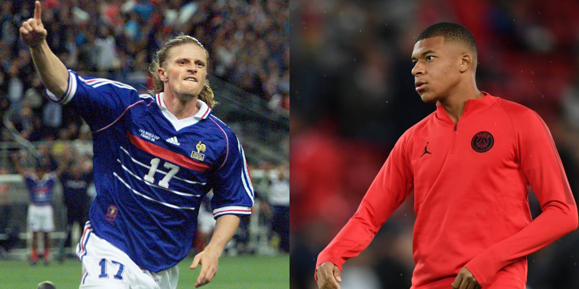 Kylian Mbappe urged to quit PSG & sign for Liverpool by France legend