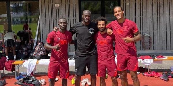 Sadio Mane reveals why Yaya Toure attended Liverpool training this week