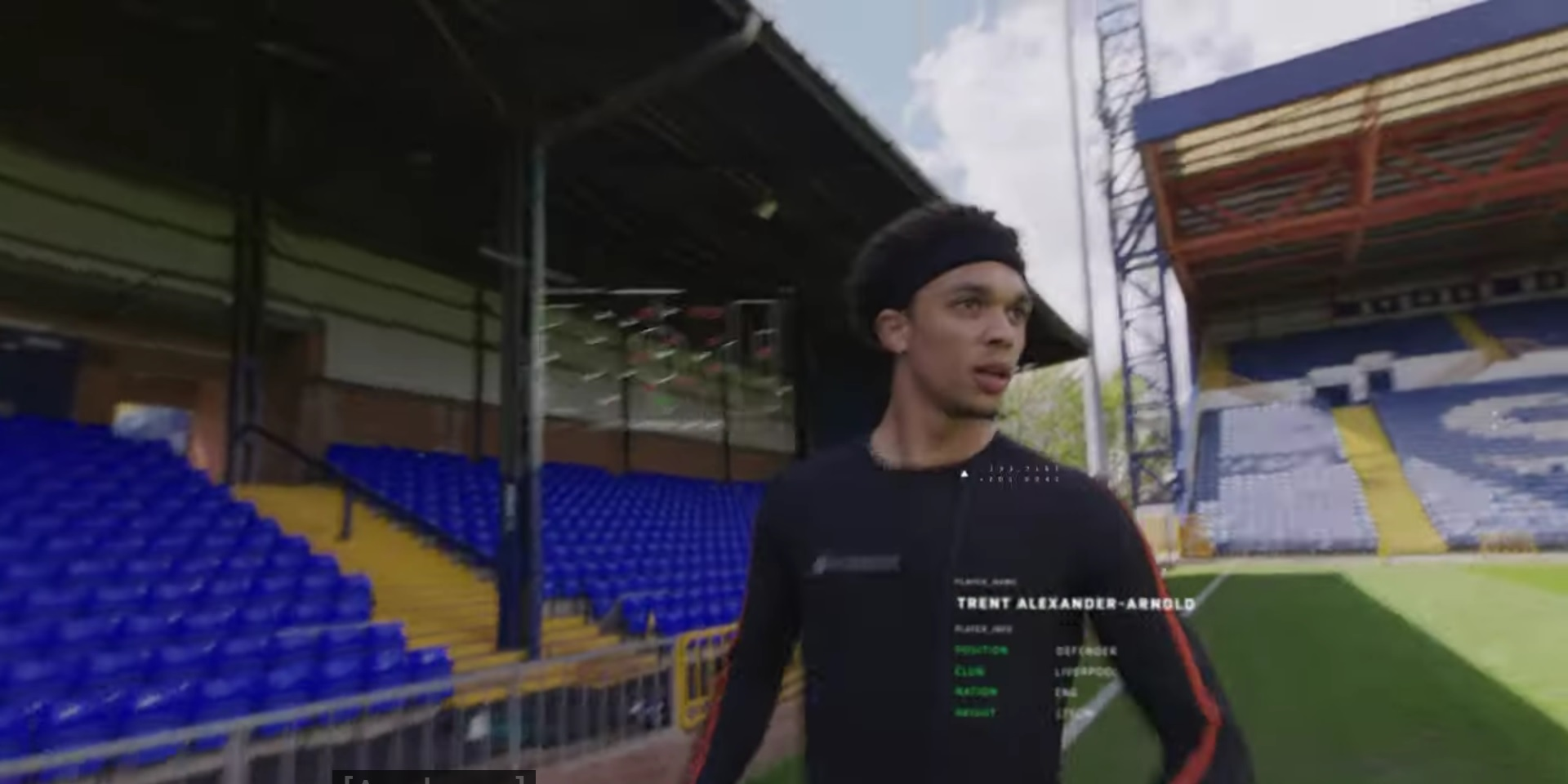 (Video) Liverpool's Trent Alexander-Arnold stars in new FIFA 22 reveal trailer