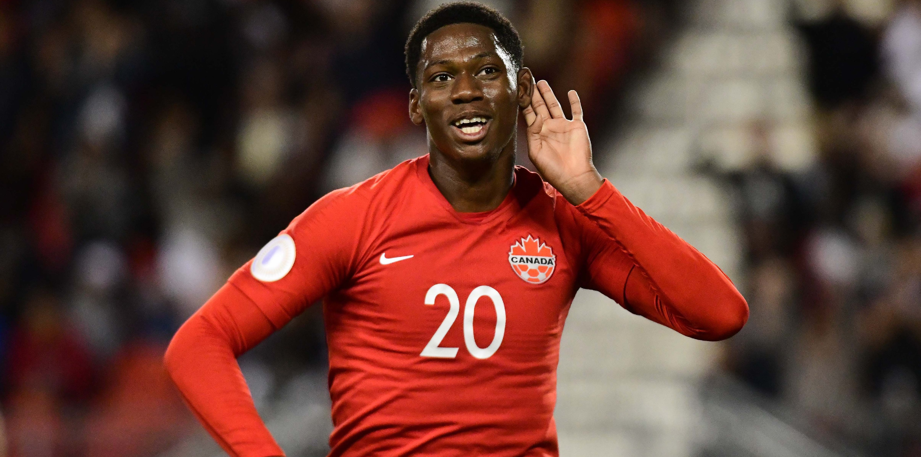 Liverpool linked with surprise move for hot-shot Canadian forward