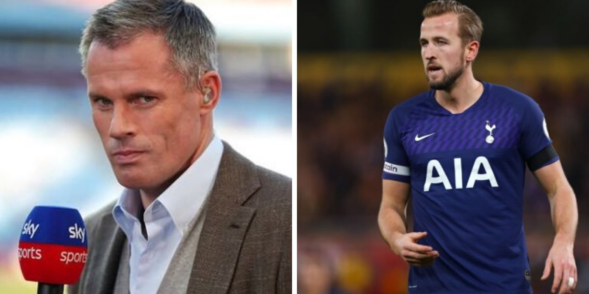 Jamie Carragher disagrees with Rio Ferdinand on Harry Kane 'tactics'
