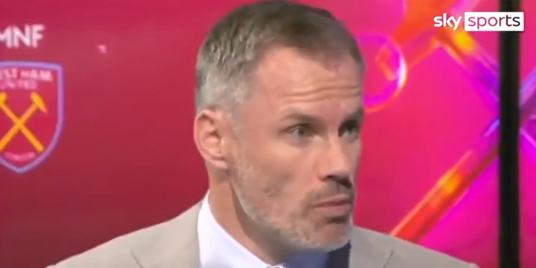 (Video) Carragher bizarrely suggests Klopp could win the league with United's squad after backing City for the title