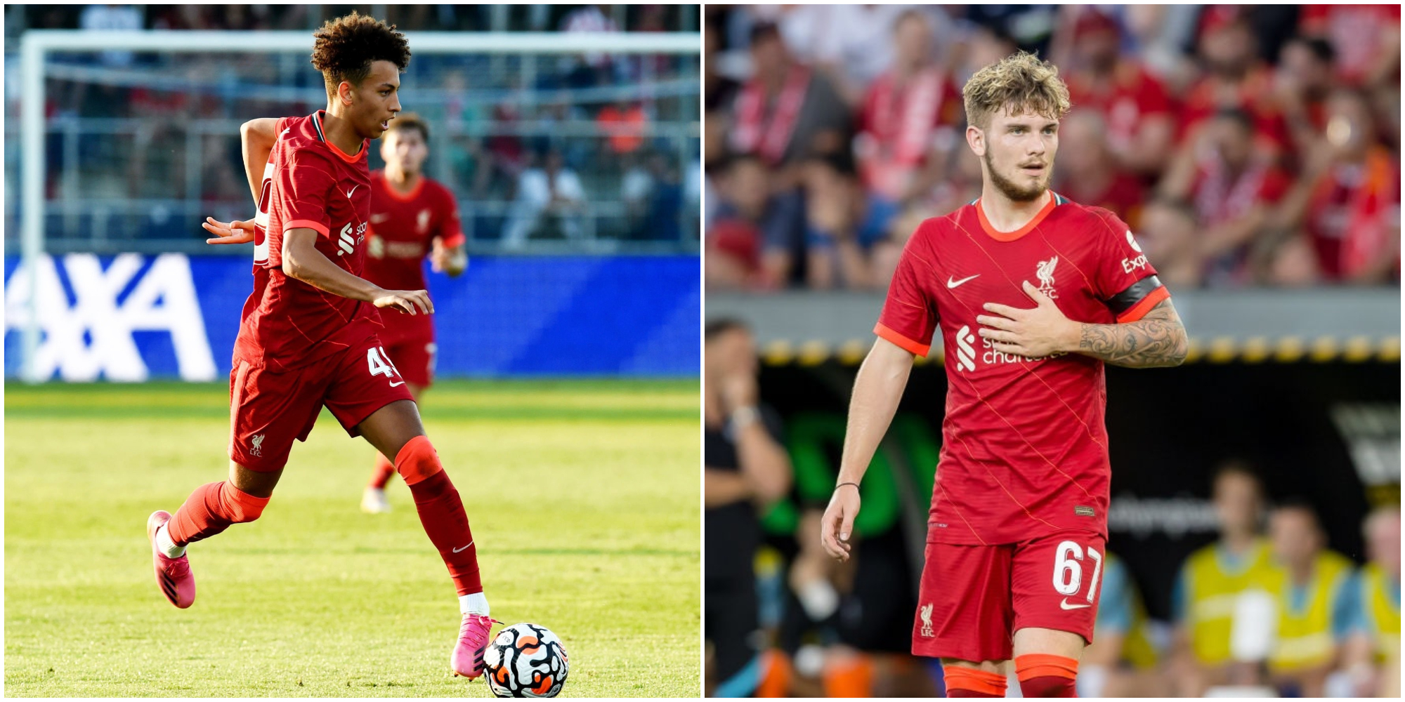 'Two big talents' – Lijnders reserves praise for 'excellent' Liverpool starlets who shone in pre-season