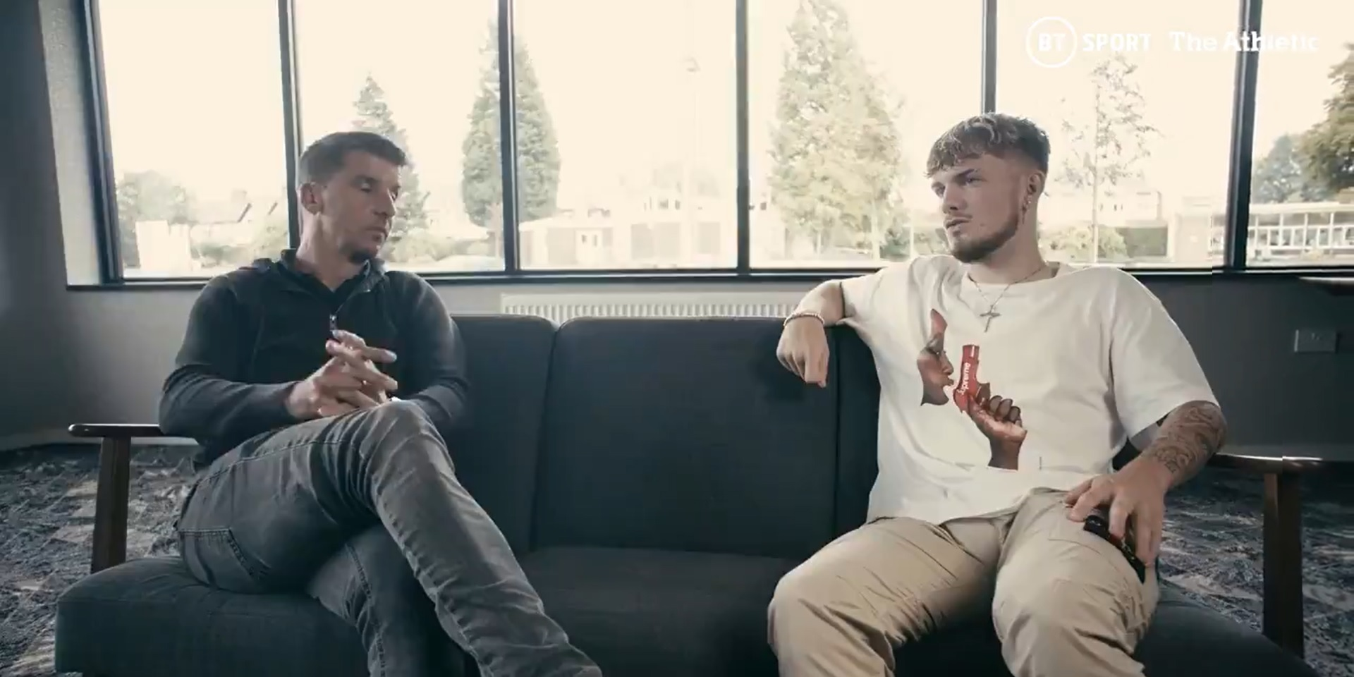 (Video) 'They're my competition' – Elliott throws down the gauntlet to his Liverpool teammates