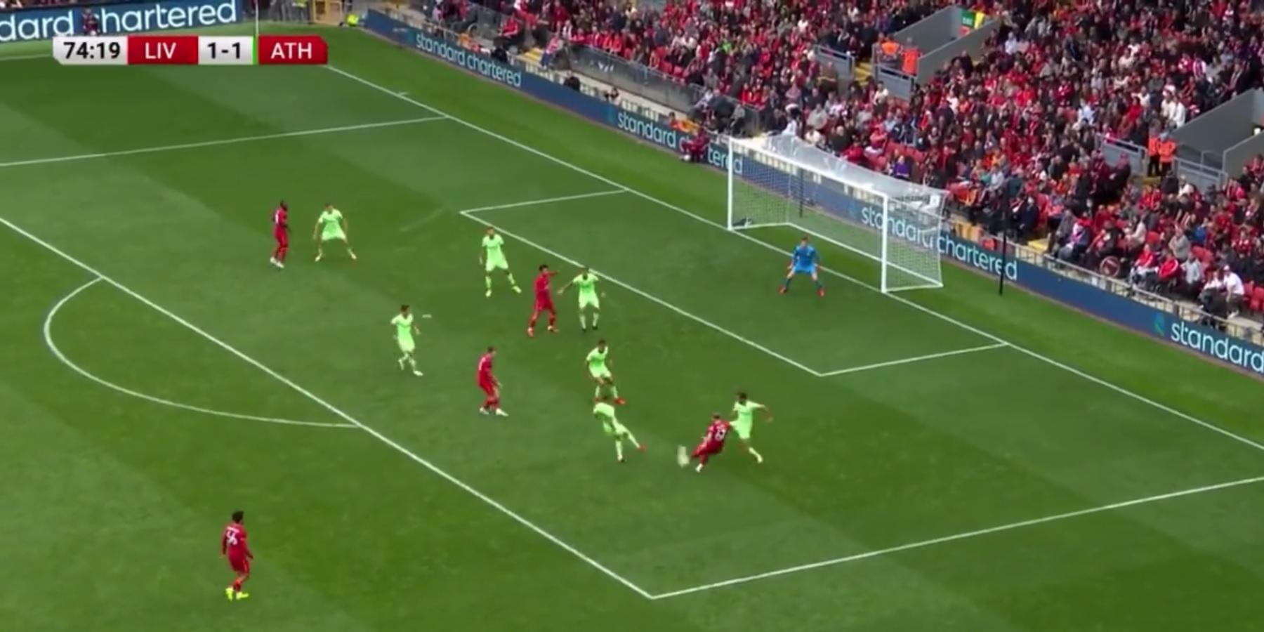 (Video) Harvey Elliott's highlights v. Athletic show LFC have an absolute gem on their hands