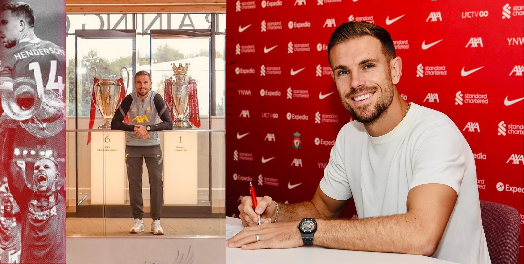 Details emerge as Liverpool confirm new contract for Jordan Henderson