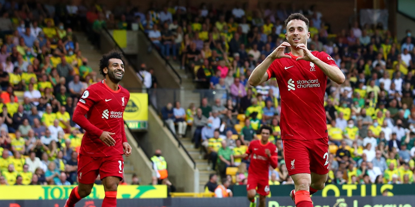 """Exclusive: Former Liverpool forward noticed """"a very good sign"""" when Diogo Jota was subbed off"""