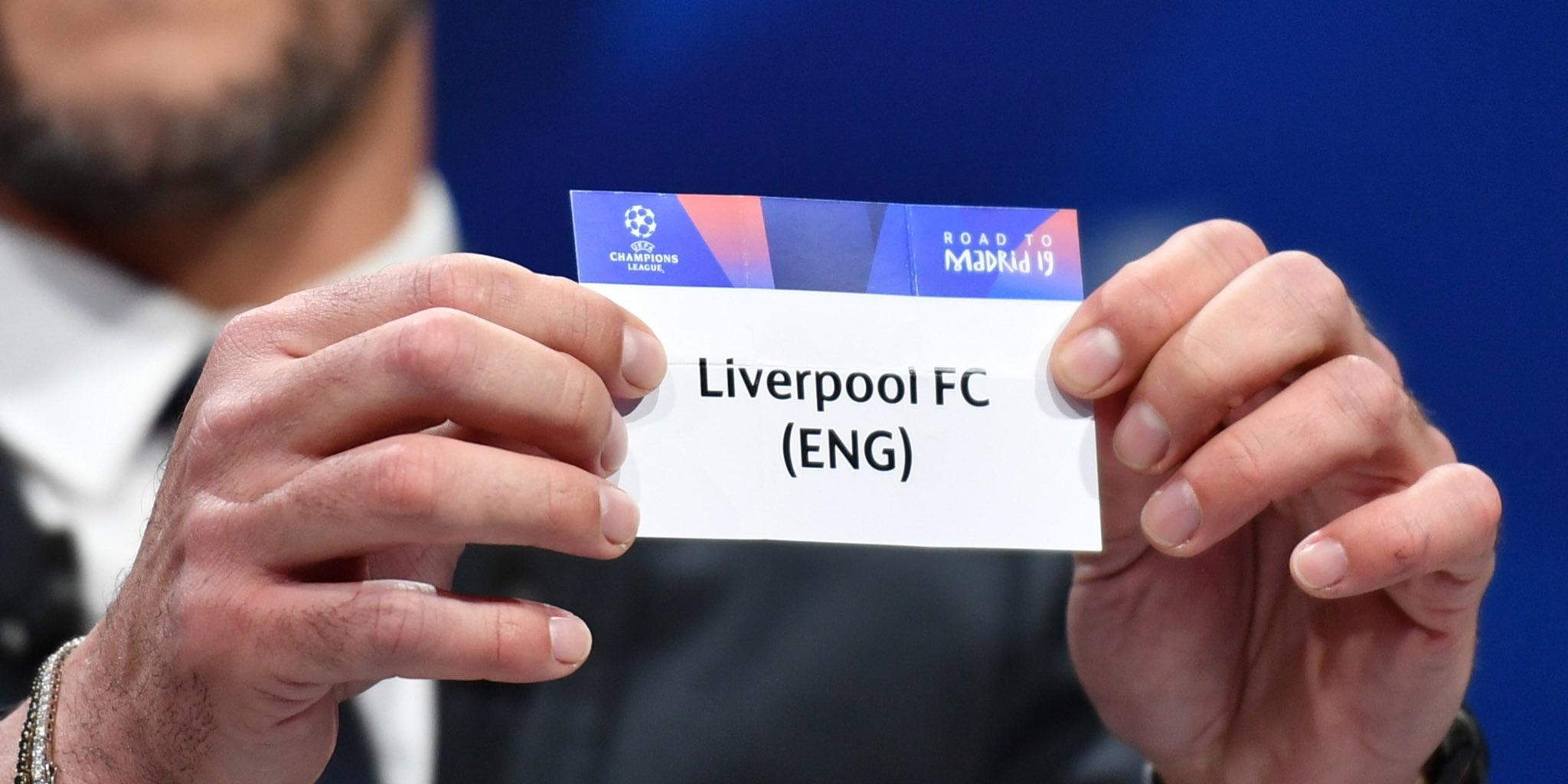Liverpool given a look at potential Champions League opponents as pots released