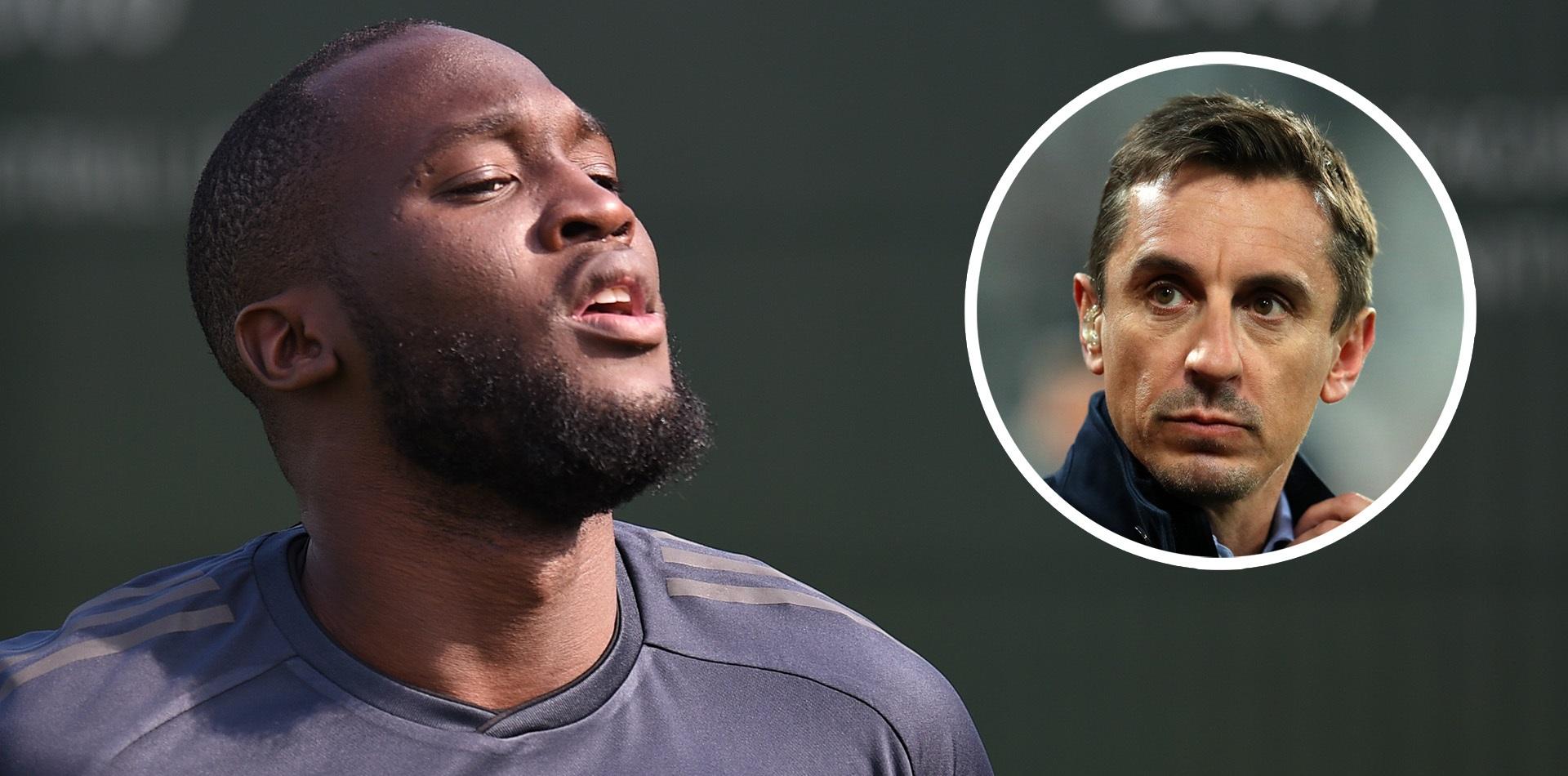 "Jurgen Klopp wouldn't sign €115m striker ""in a million years,"" says Gary Neville"