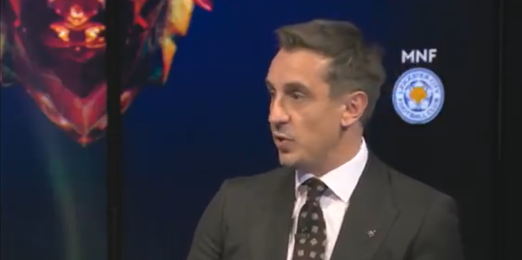 Gary Neville expresses Liverpool concern following Chelsea draw – 'Something's not right'