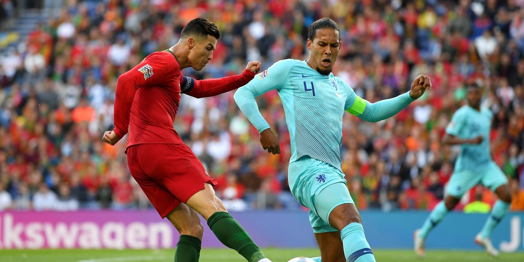 Souness suggests Ronaldo would struggle against Van Dijk after ripping into United signing