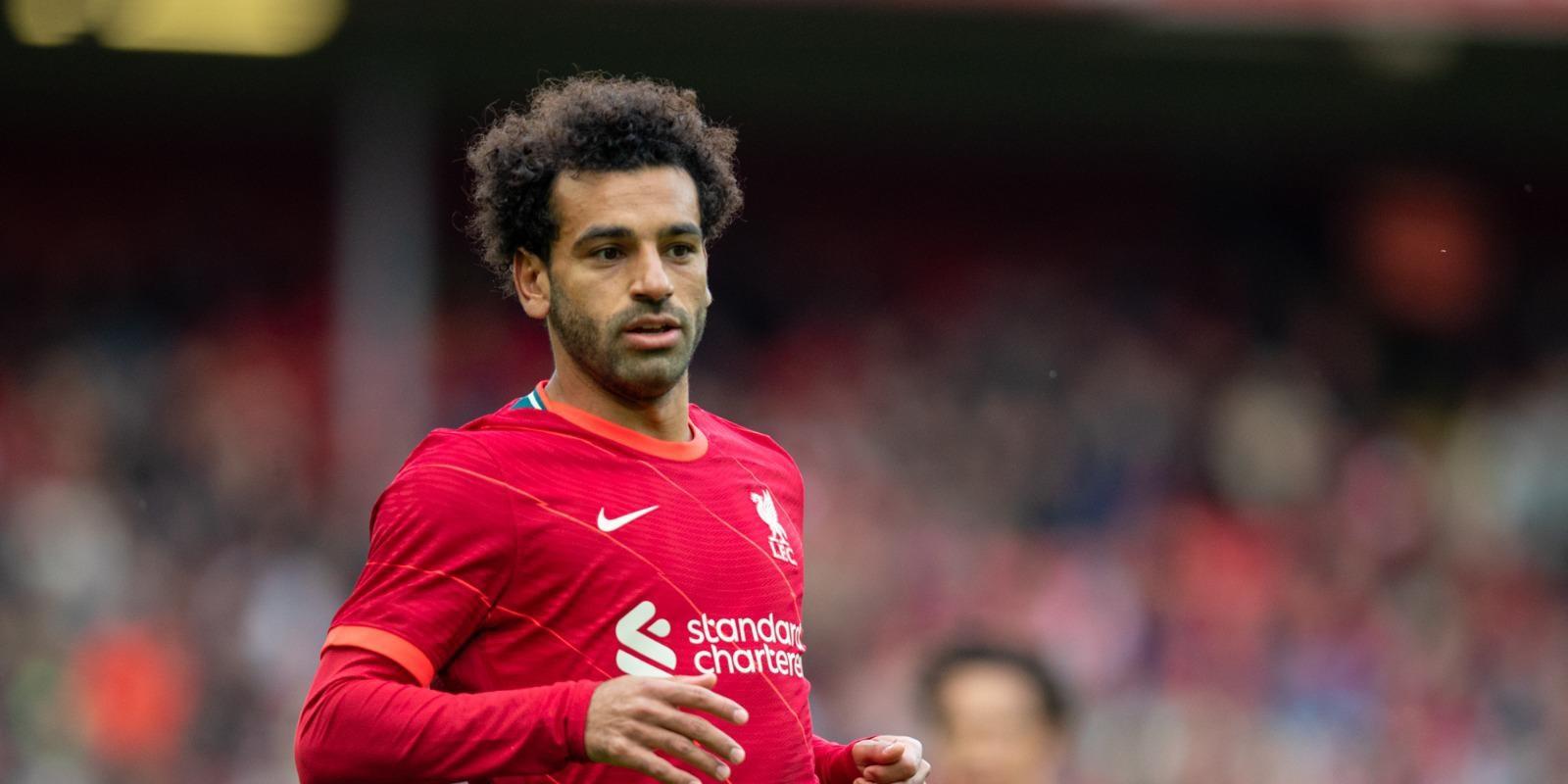 (Video) Mo Salah's hilarious fantasy Premier League brag that fans will love