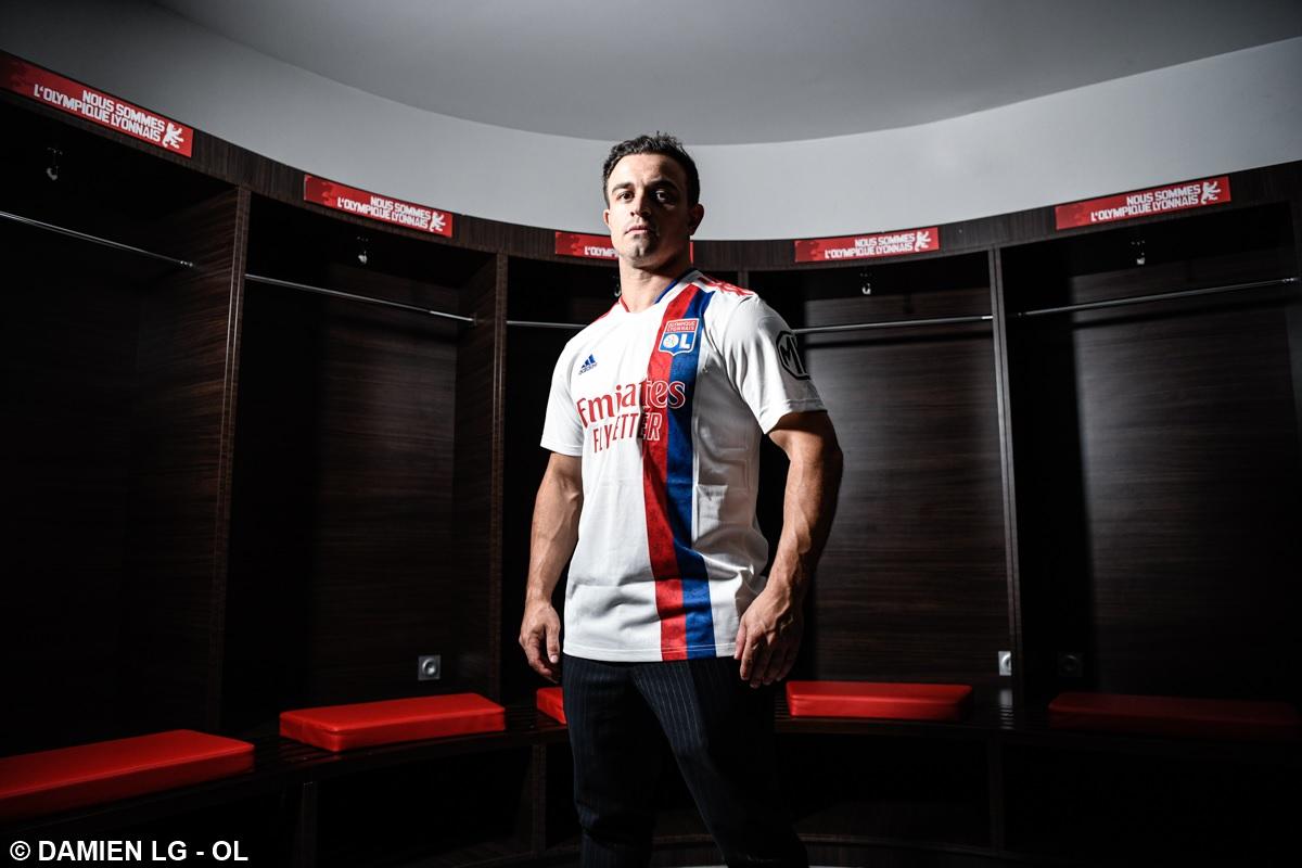 Xherdan Shaqiri explains why he quit Liverpool for Lyon