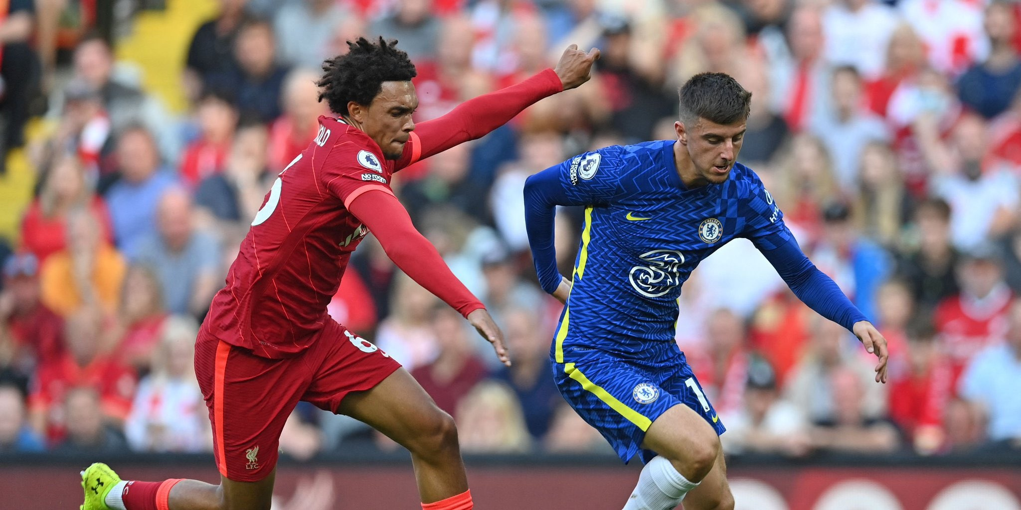Lineker tips 'best passer in English football' for positional change at Liverpool