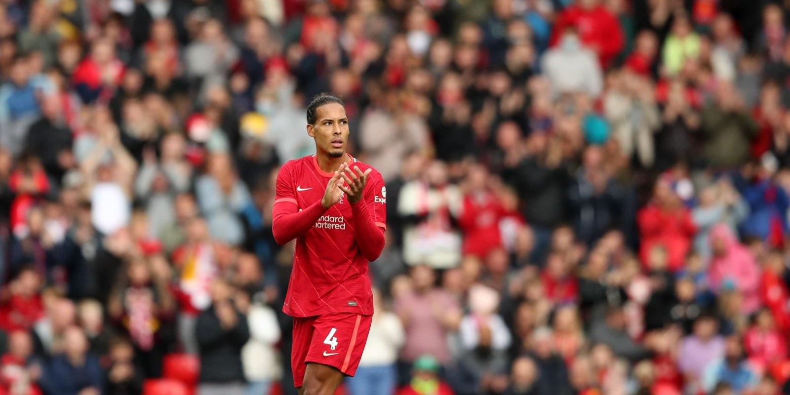 Fabrizio Romano identifies Liverpool star next in line for fresh terms