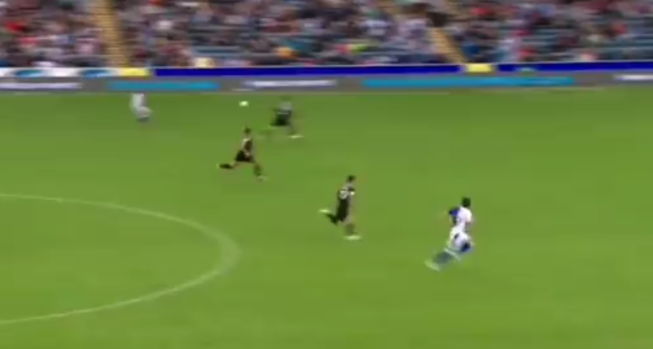 (Video) Liverpool loanee creates wonderful goal-scoring chance on debut