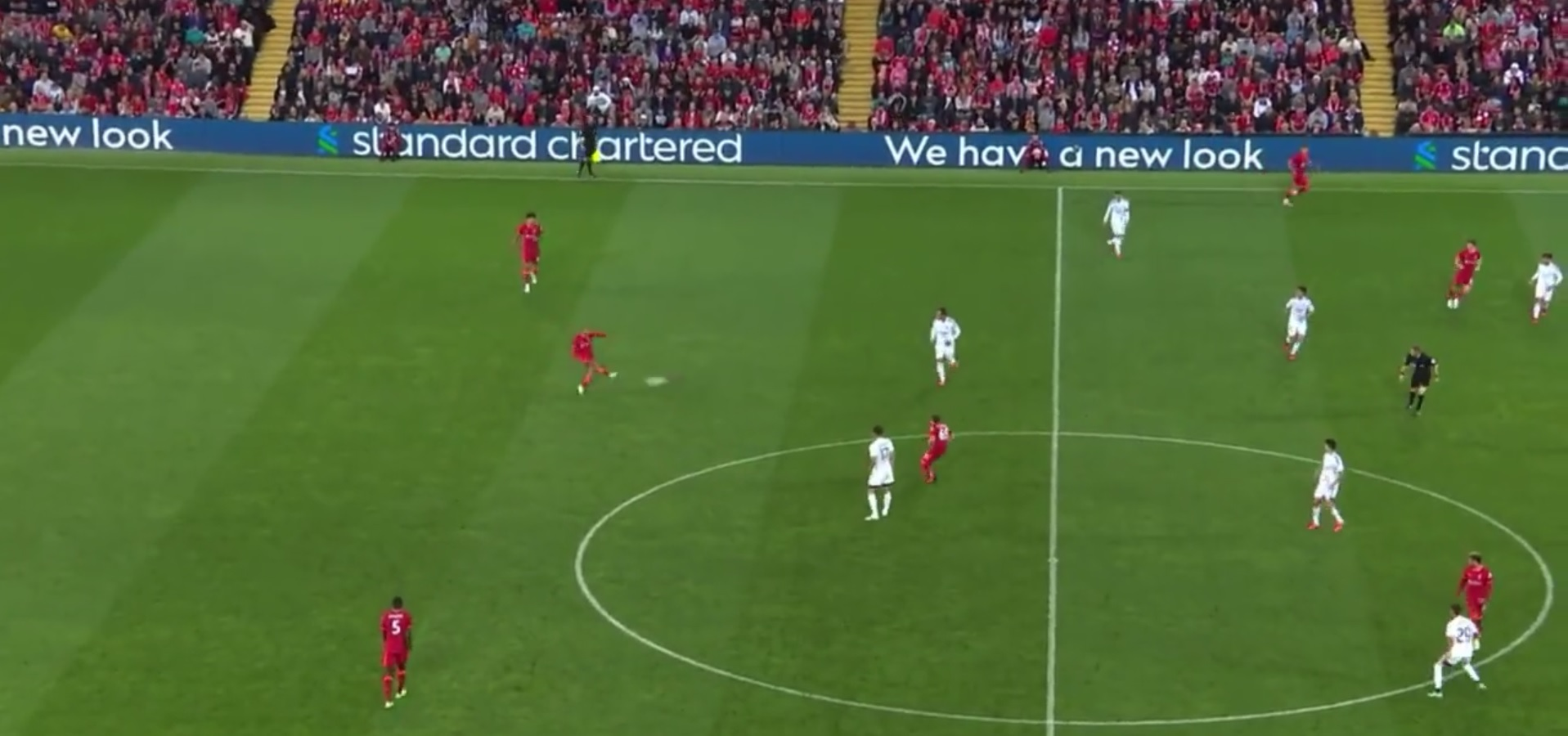 (Video) Thiago's effortless 50-yard pass v. Osasuna shows he's match-ready, ahead of PL opener
