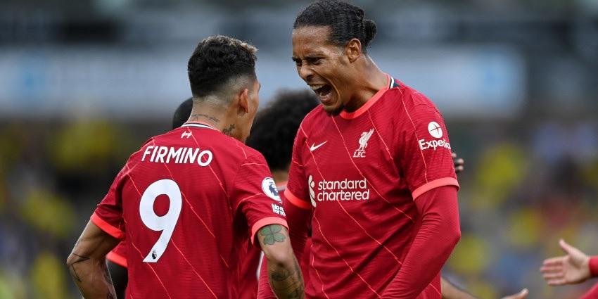 "Virgil van Dijk speaks after first full game for Liverpool in ten months: ""I was tired"""