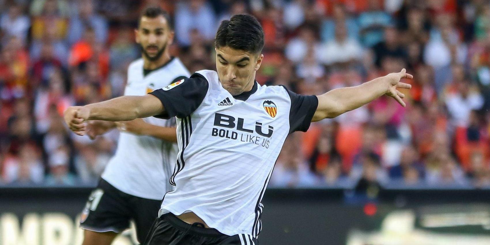 Liverpool target versatile Valencia midfielder ahead of potential January move – report