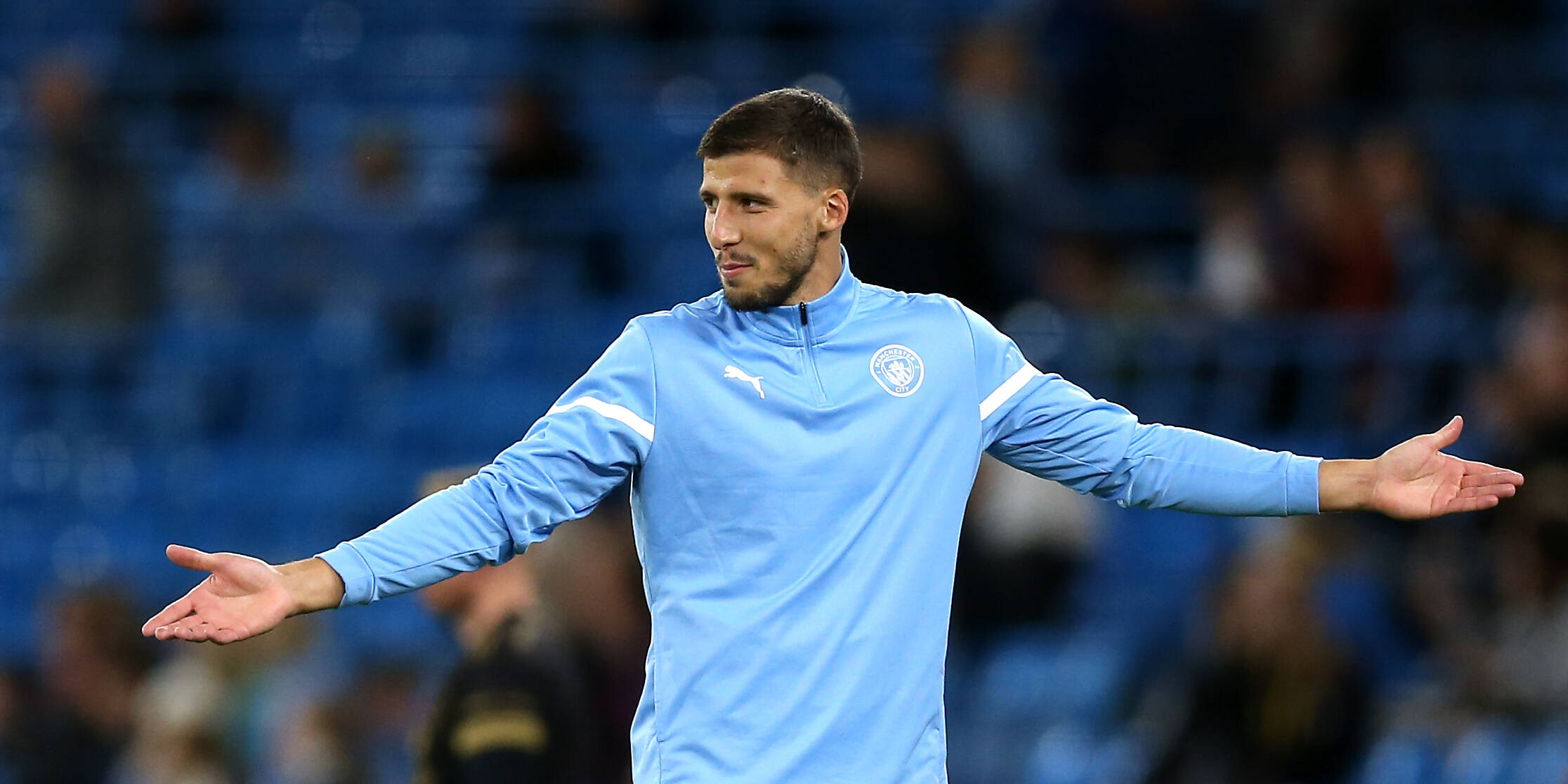 Ruben Dias fires Liverpool warning after Man City suffer Champions League defeat: 'We know what we need to do'