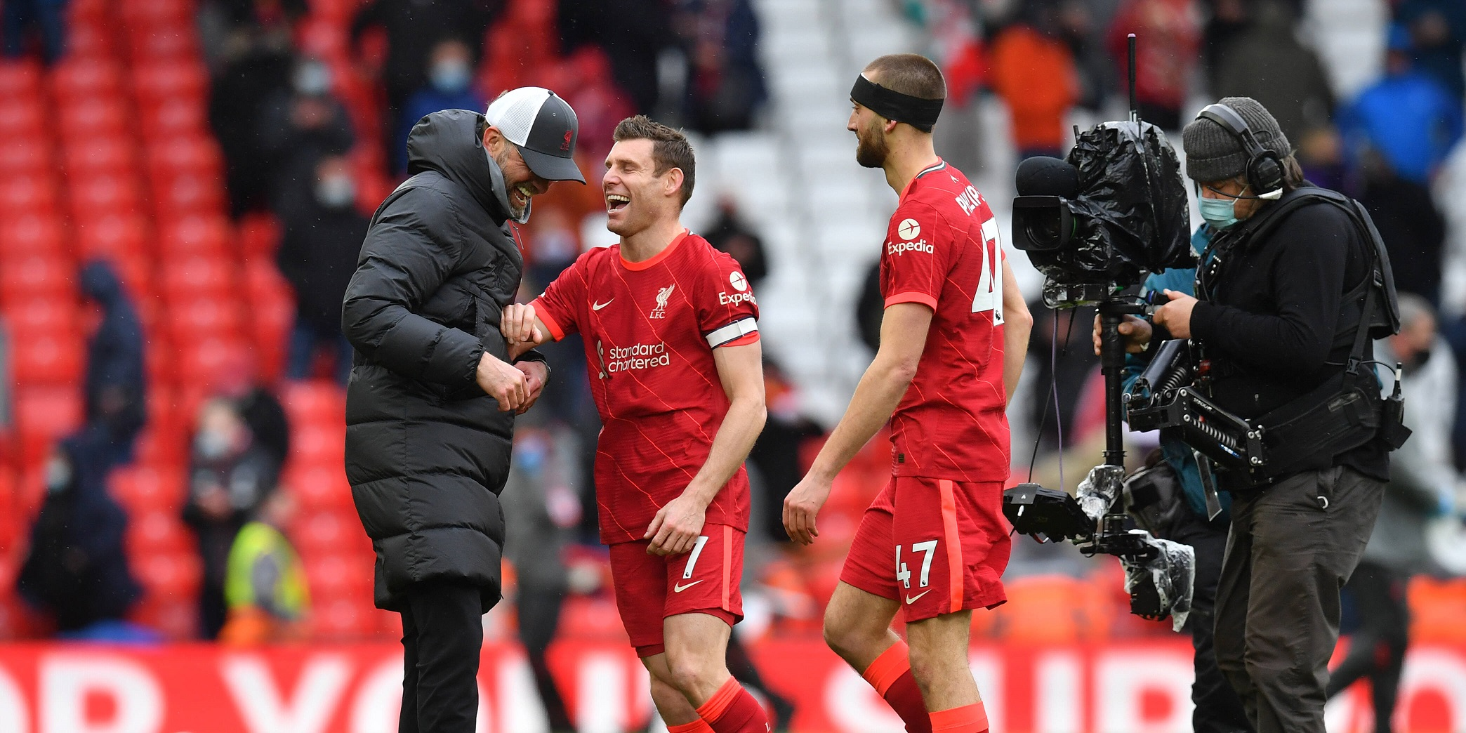 Klopp and current Liverpool player once came close to 'a physical fight', says ex-Red Ragnar Klavan