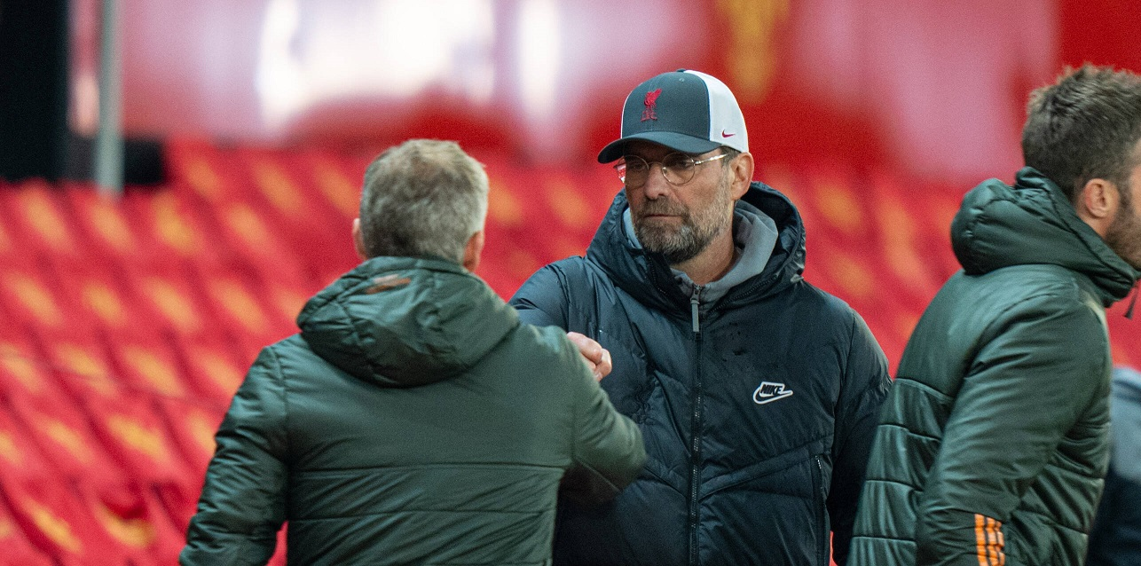 Solskjaer accuses Klopp of getting in referees' heads over penalty calls