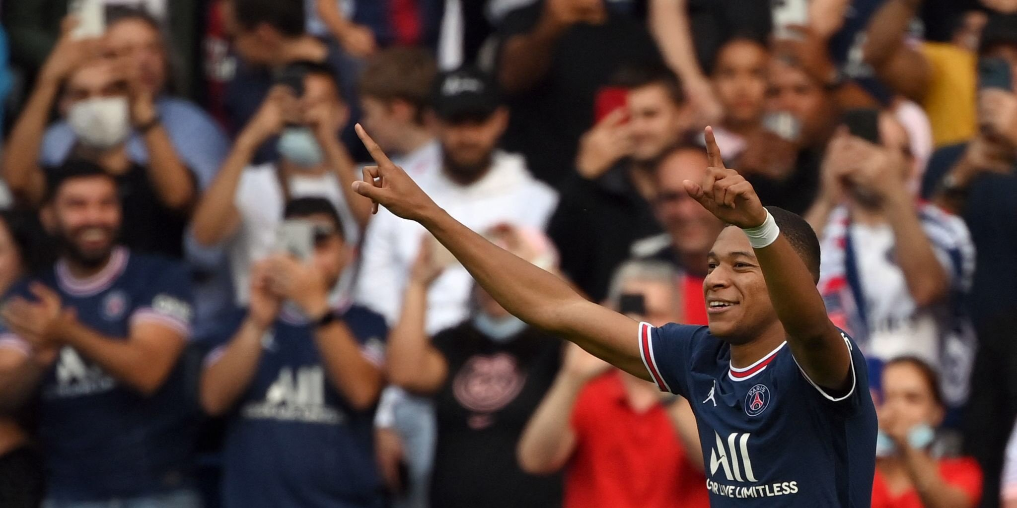 PSG Sporting Director issues update on Mbappe summer interest following reports of an English club's involvement